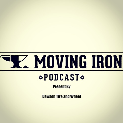 Moving Iron Podcast logo