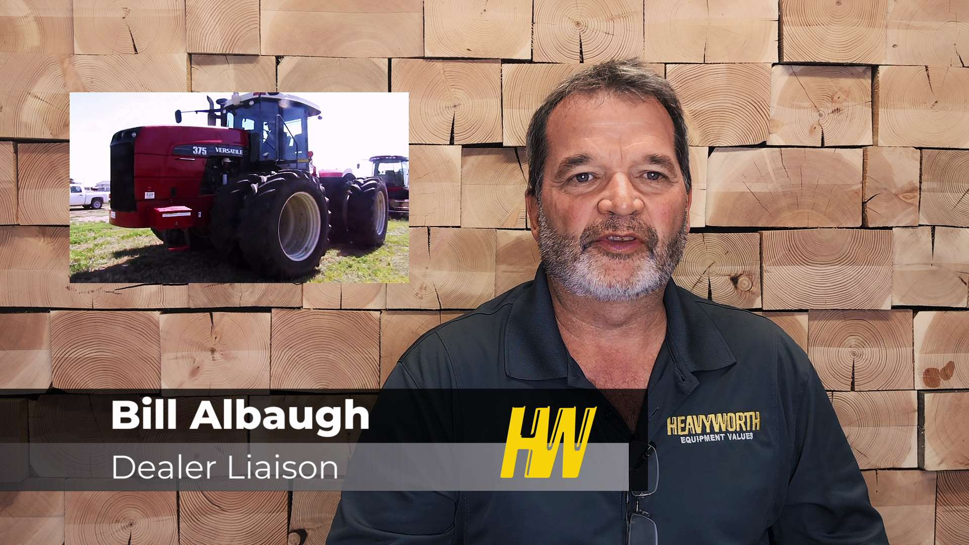 Bill Albaugh explains why tires matter so much to getting an accurate valuation.