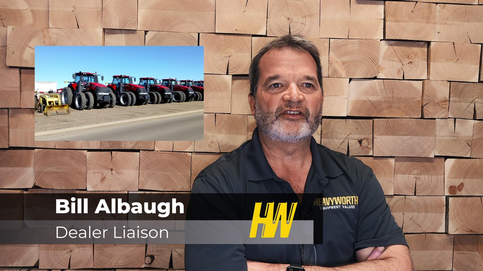 Bill Albaugh, dealer liaison