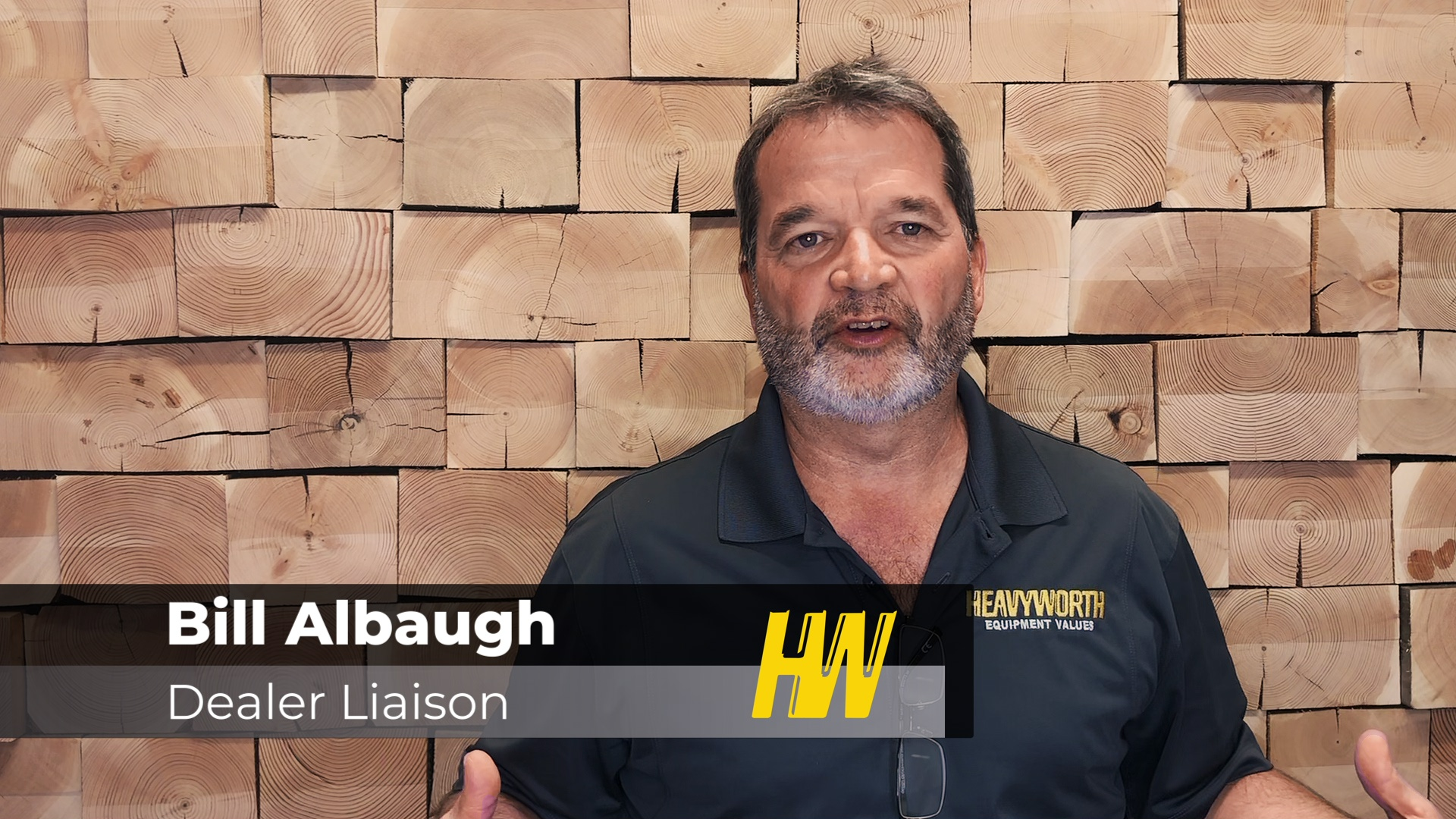 Bill Albaugh, equipment valuation expert