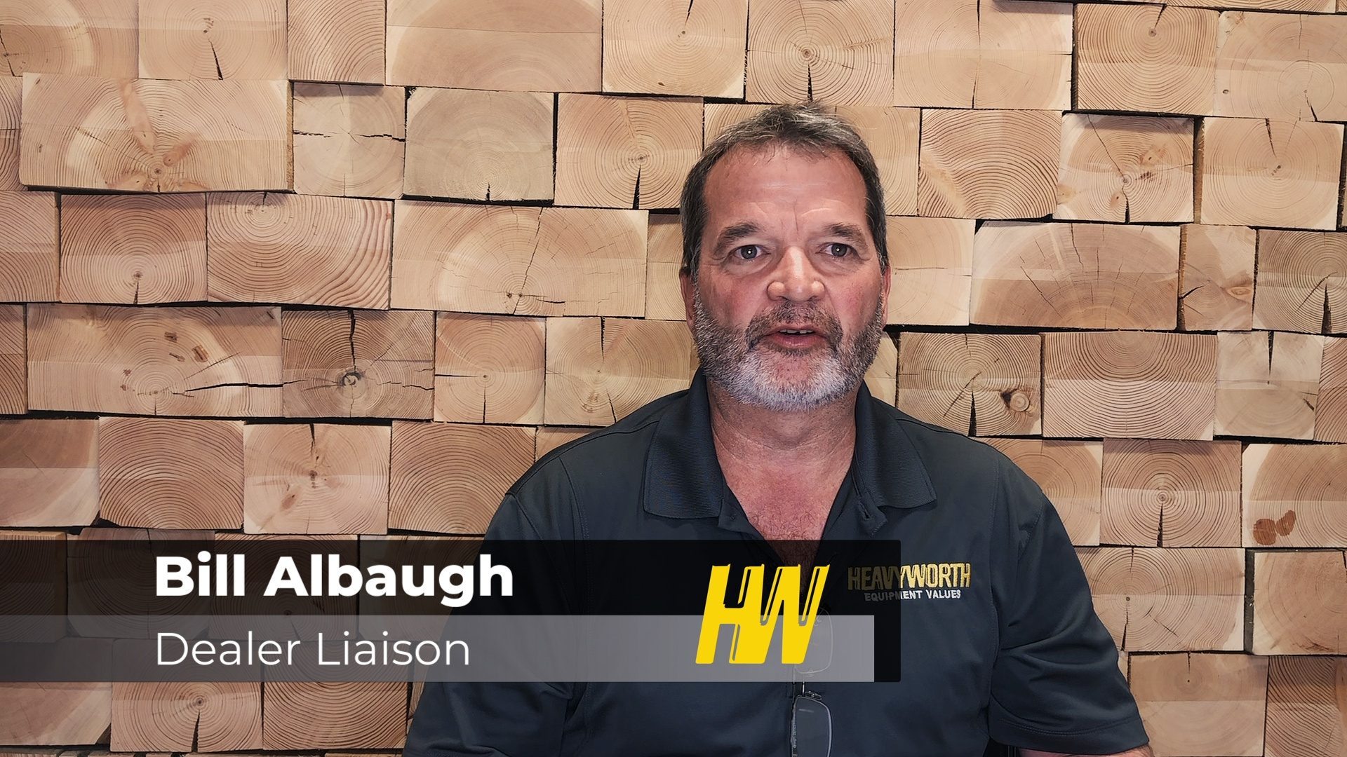 Bill Albaugh explains time frame considerations when valuing equipment