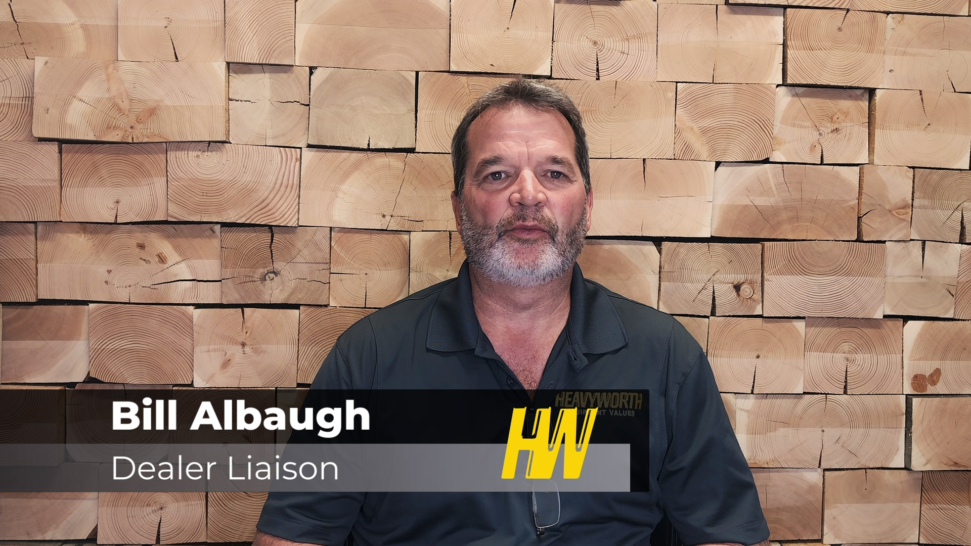 Bill Albaugh explains how condition impacts equipment values