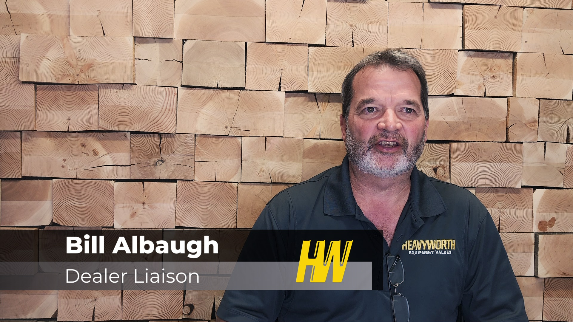 Bill Albaugh explains ways to get the most favorable valuation for heavy equipment