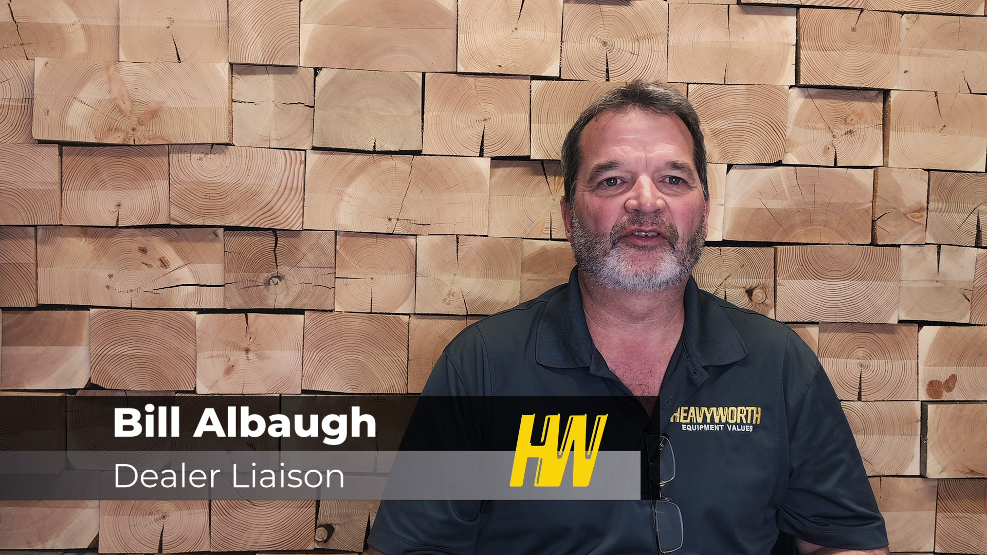 Bill Albaugh talks about getting top dollar for equipment trade-ins