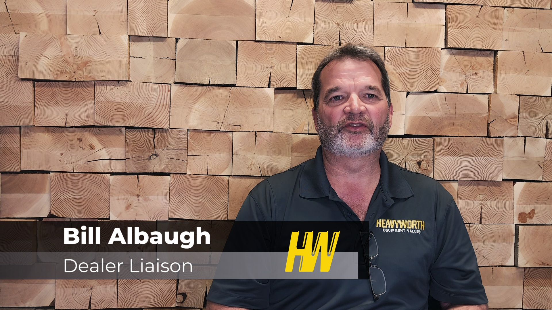 Bill Albaugh describes how heavy equipment storage decisions can impact the value of ag or construction equipment.