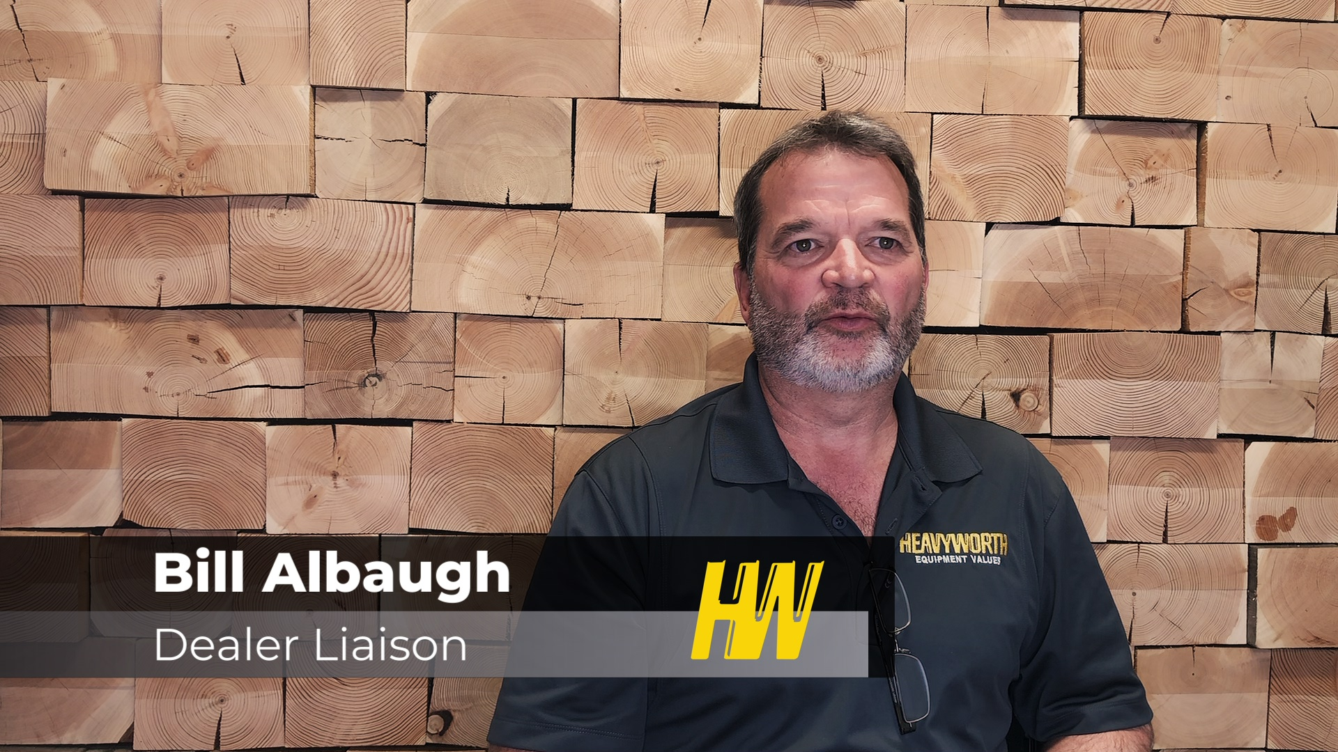 Bill Albaugh explains specialized equipment values