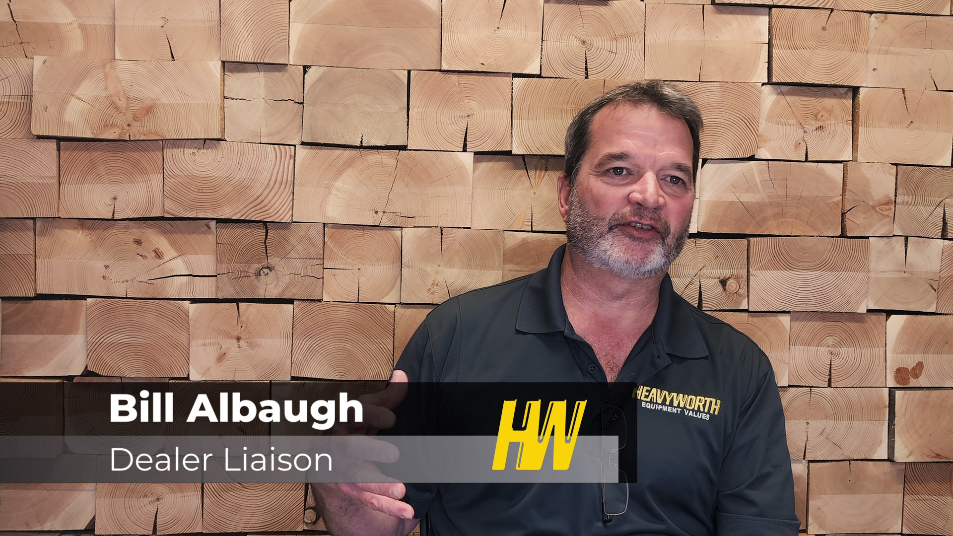 Bill Albaugh describes the process he uses to defend his valuations of heavy equipment to customers who claim the values are too low.